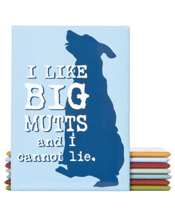 Gift Ideas I like Big Mutts