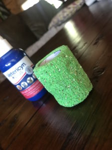 We're huge fans of Vetericyn's Antimicrobial Spray!