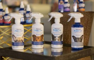 Find out why Vetericyn's foam spary formula is perfect for keeping your pet healthy and safe!