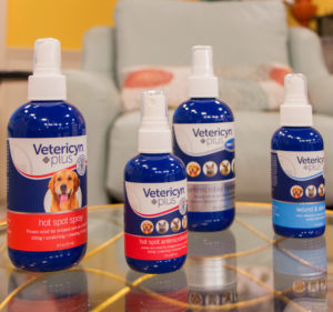 Wound care for your pet from Vetericyn