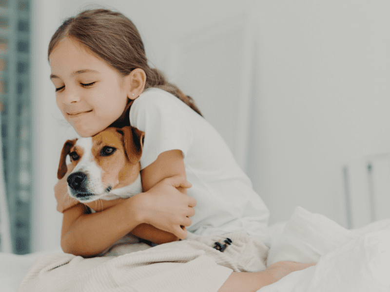 5 Reasons Why Kids Should Have Pets | Kristen Levine Pet Living