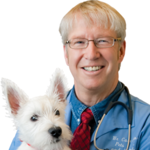 Dr. Sharon Campbell supports Pet Anxiety Awareness