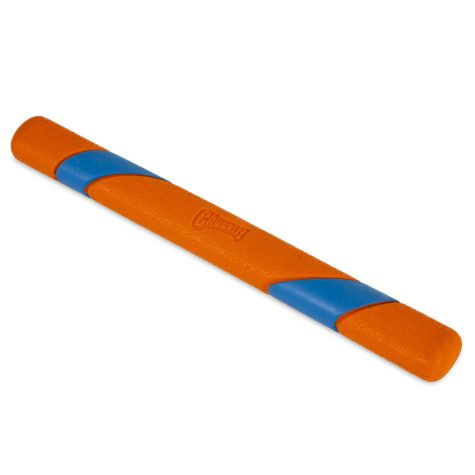 The Ultra Fetch Stick is a fun way to play fetch with your dog.