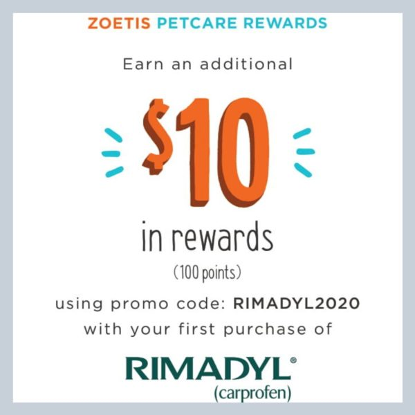 Zoetis rewards earn $10!