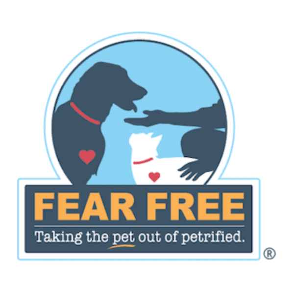 Fear Free is an industry sponsor for Pet Anxiety Awareness Month)