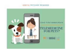 Zoetis Petcare Rewards keep me informed about pet healthcare.